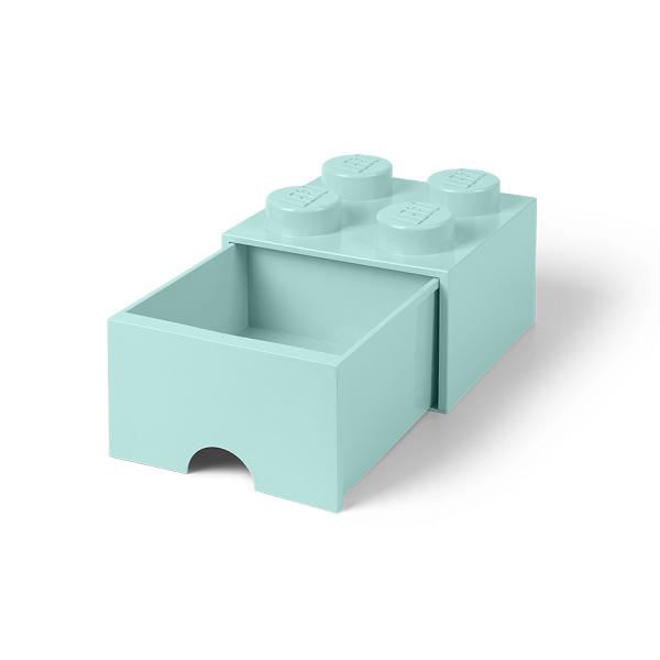[5711938029890] レゴ ブリック ドロワー4 アクアライトブルー