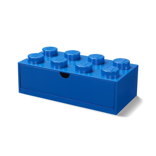[5711938032029] レゴ デスクドロワー8 ブルー★