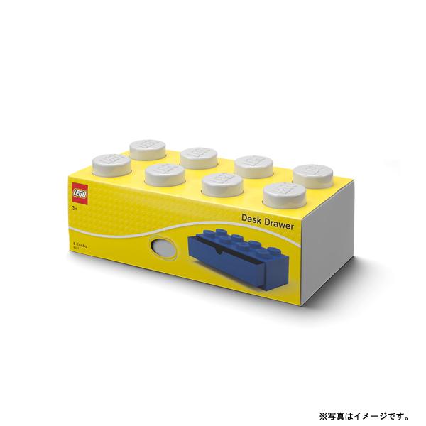 [5711938032050] レゴ デスクドロワー8 グレー★
