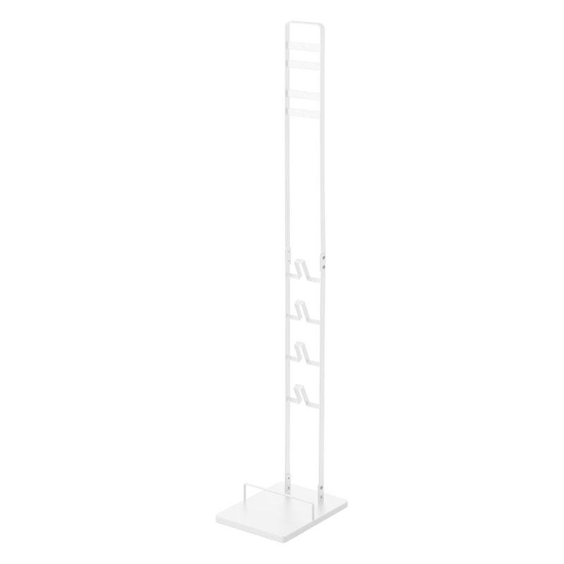 [03540] tower タワー コードレスクリーナースタンド ホワイト 3540 コードレス 掃除機 スタンド 省スペース 収納 白