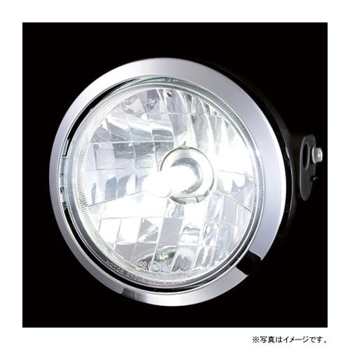 [RK21] LEDヘッドランプ 二輪車用 H4 6300K 1500/1100lm 12V 16/16W RAYBRIG レイブリック 車検対応 3年保証