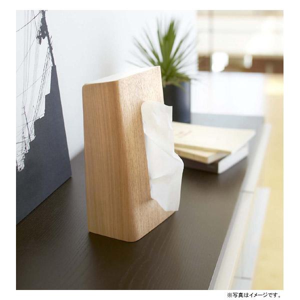 [07362] RIN リン ティッシュケース ナチュラル 7362 木製 ティッシュペーパー ボックス カバー 箱★
