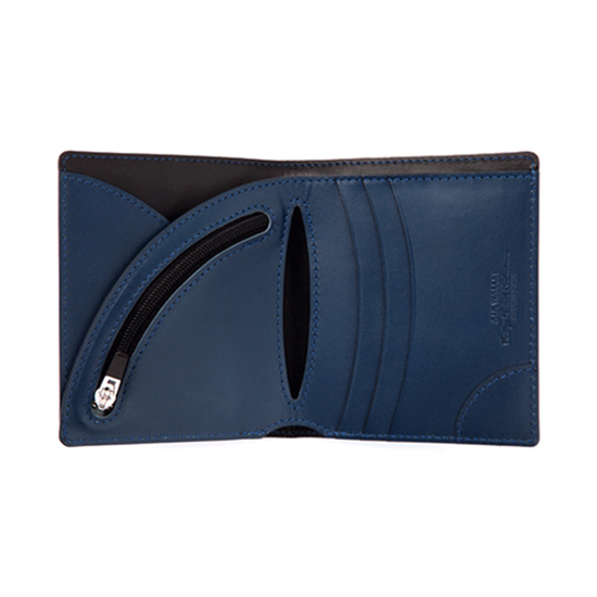 [4562277711547] Air Wallet navy エアーウォレット Vintage Revival Productions★