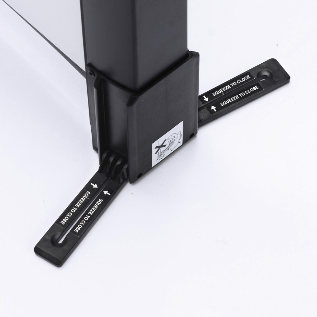 [PRS-M40] 【代引き不可】モバイルプロジェクタースクリーン 40型相当