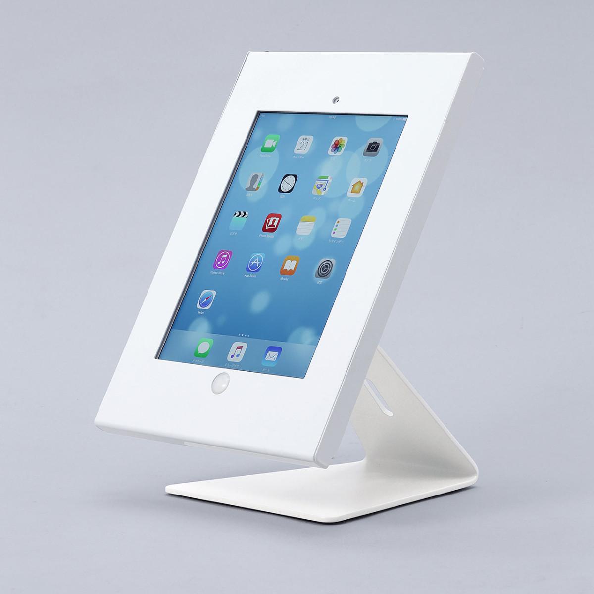 [CR-LAST21] VESA取付けサイネージスタンド(卓上用)