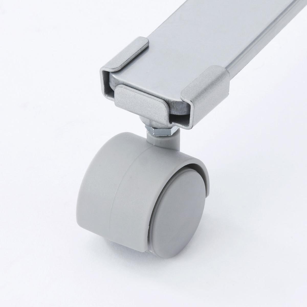 [SPT-CAST] 【代引き不可】パーティション用簡易キャスター