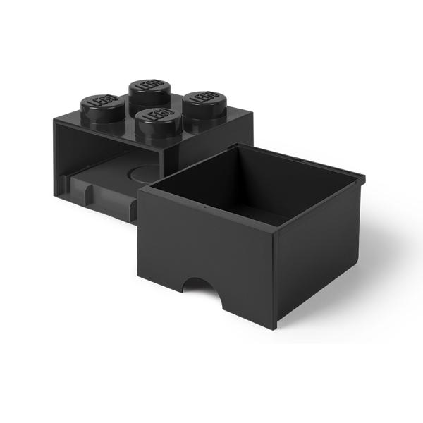 [5711938029449] レゴ ブリック ドロワー4 ブラック