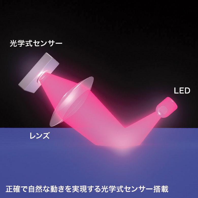 [MA-R115BK] 3ボタン有線光学式マウス(ブラック)★