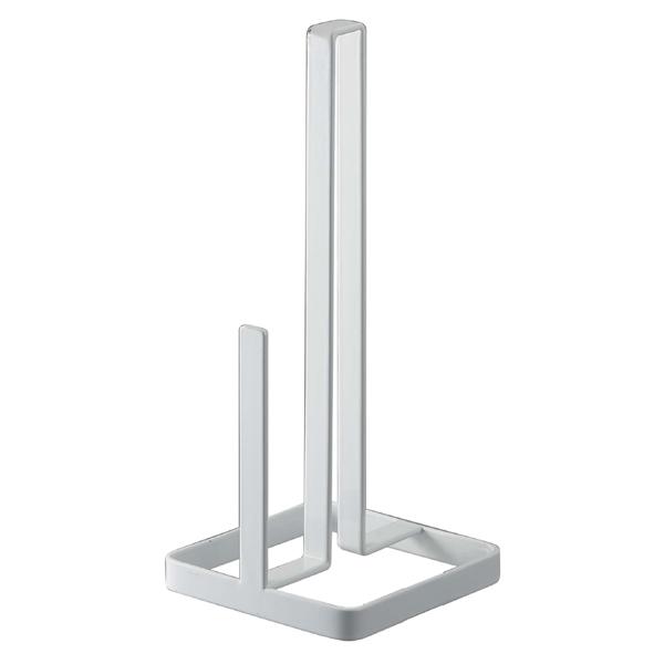 [06781] tower タワー キッチンペーパーホルダー ホワイト 6781 キッチンペーパー立て キッチンペーパー スタンド★