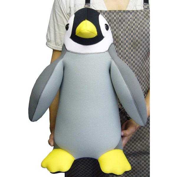[8R3-038] 抱き枕 水夢くん Baby皇帝ペンギン M ダークグレー