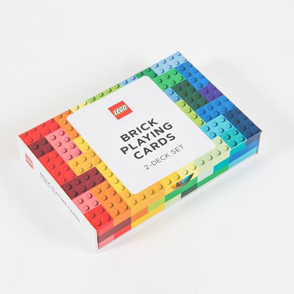 [CBPCG-001] Lego Brick Playing Cards レゴ ブリック プレイングカード トランプ★