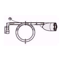 [210-396-0116] 洗濯機用 ふろ水ポンプセット ホース長4m