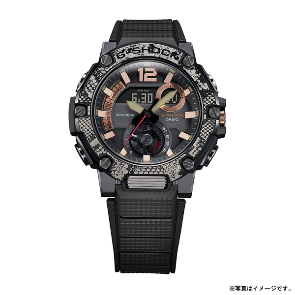 [GST-B300WLP1AJR] G-SHOCK G-STEEL CARBON CORE GUARD LOVE THE SEA AND THE EARTH WILDLIFE PROMISINGコラボレーションモデル★