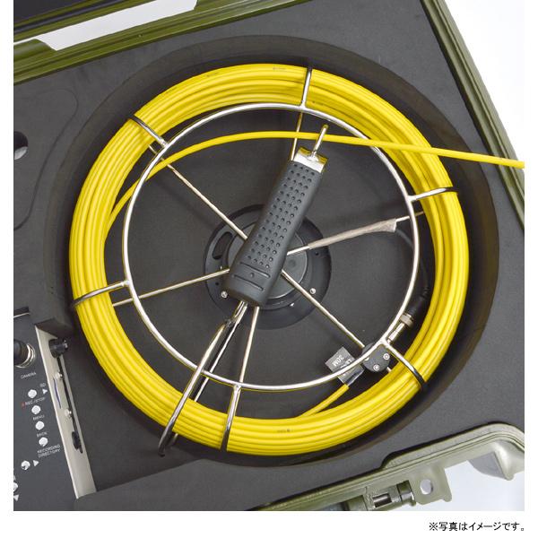 [CARPSCA31] 配管用内視鏡スコープ premier 30M メーターカウンター付き