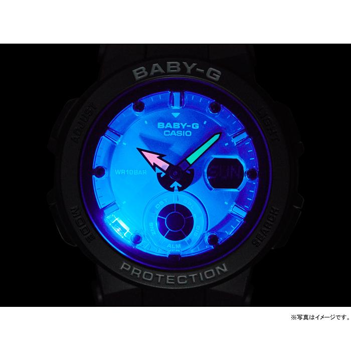 [BGA-250-1AJF] BABY-G Beach Traveler Series