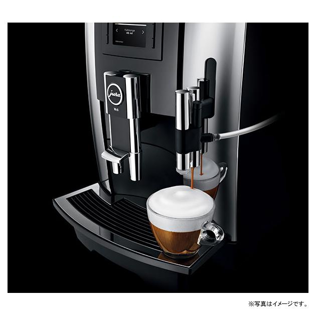 [11953] WE8 JURA ユーラ 全自動エスプレッソ コーヒー マシン(クロム)15173