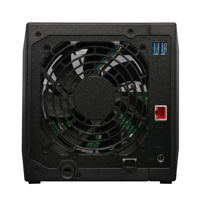 [AS3304T] Drivestor 2 Pro  4ベイNAS