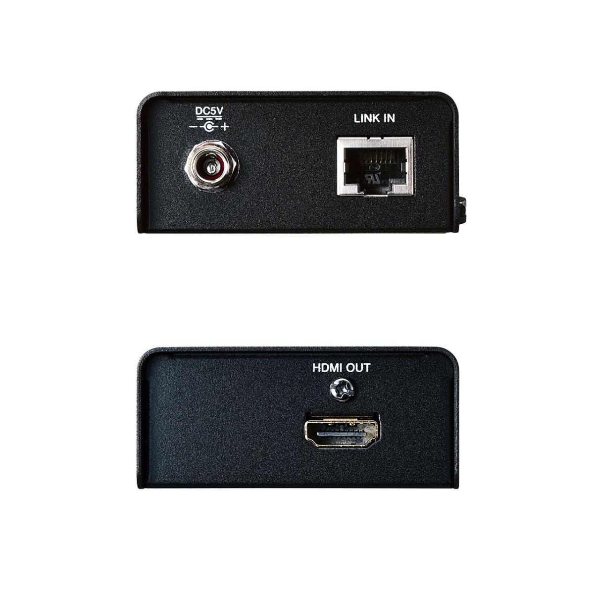 [VGA-EXHDLT] HDMIエクステンダー(セットモデル)