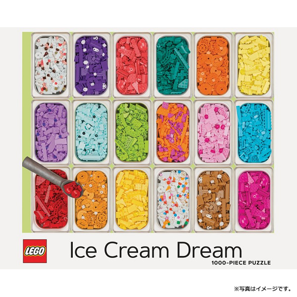 [CBPZL-002] Ice Cream Dream Puzzle 1000ピース パズル★