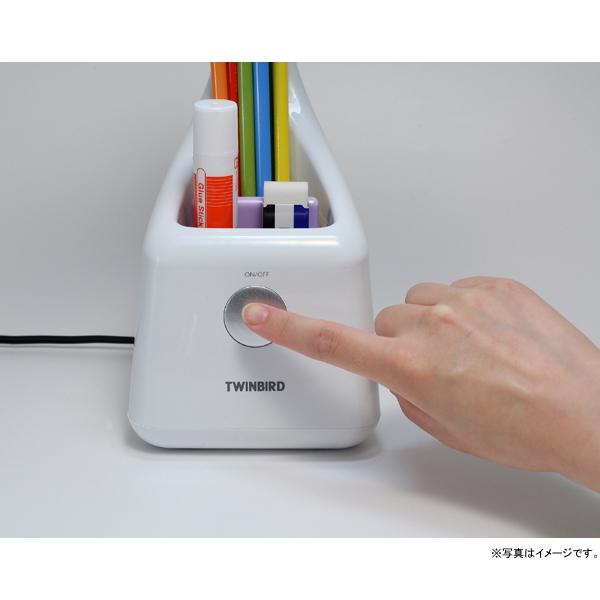 [LE-H502W] ペンスタンド付LEDキッズライト REFLECTECH Kids ホワイト