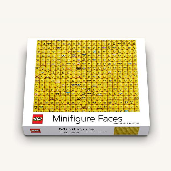 [CBPZL-003] LEGO Minifigure Faces Puzzle 1000ピース パズル★