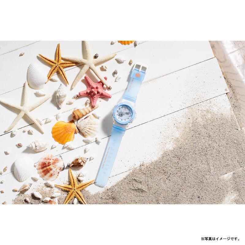 [BGA-270AQ-2AJR] BABY-G LOVE THE SEA AND THE EARTH アクアプラネット コラボレーションモデル