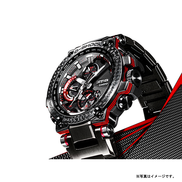 [MTGB1000XBD1AJF] MT-G G-SHOCK TOUGH MVT ソーラー電波時計 Bluetooth通信機能★