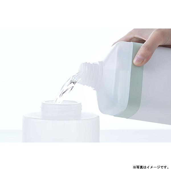 [TE1000WH] アルコールディスペンサー「テッテ」シロ (1L 大容量タイプ)