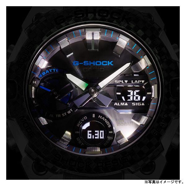 [GST-B400XD1A2JF] G-SHOCK G-STEEL Bluetooth通信機能★