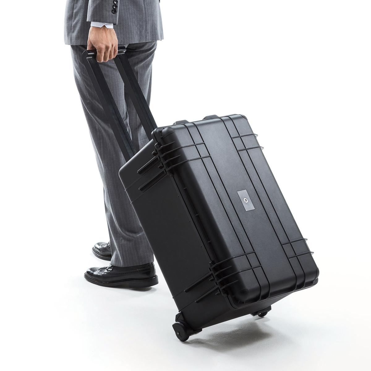 [BAG-HD5] ハードツールケース(キャリータイプ)