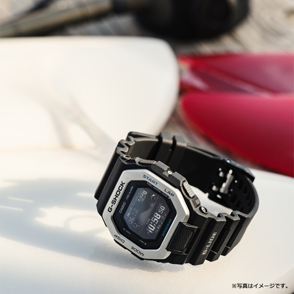 [GBX-100-1JF] G-SHOCK G-LIDE (Bluetooth モバイルリンク機能)★