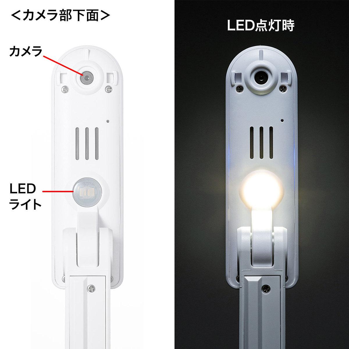 [CMS-V46W] USB書画カメラ(800万画素)