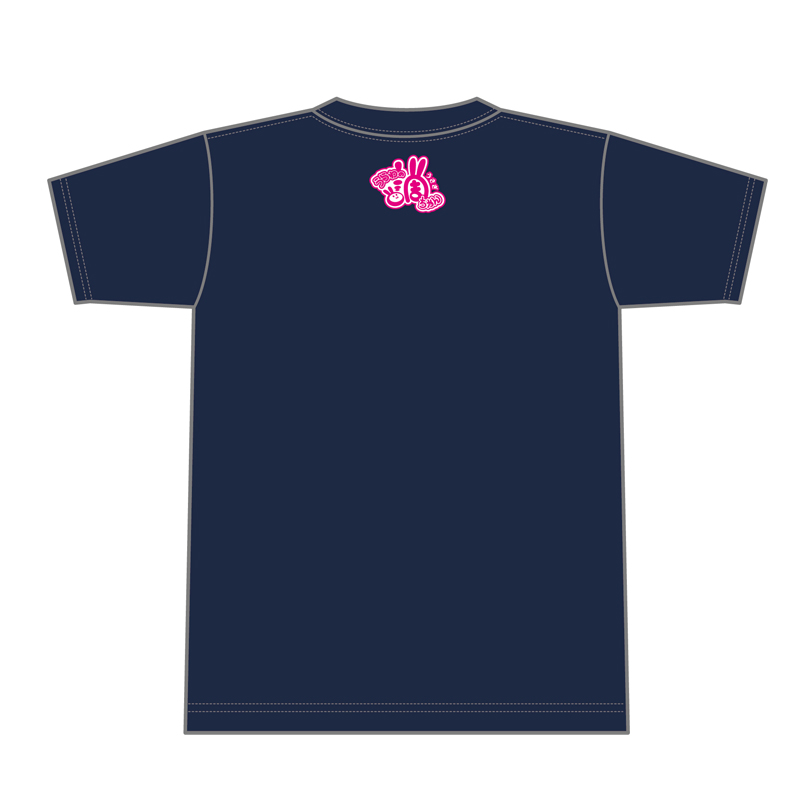 浦和の調ちゃんTシャツ(ネイビー)