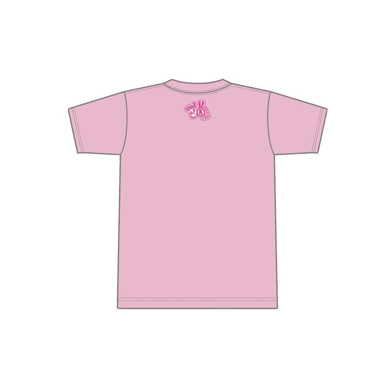 浦和の調ちゃんTシャツ(ピンク)