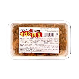 そぼろ納豆 150g