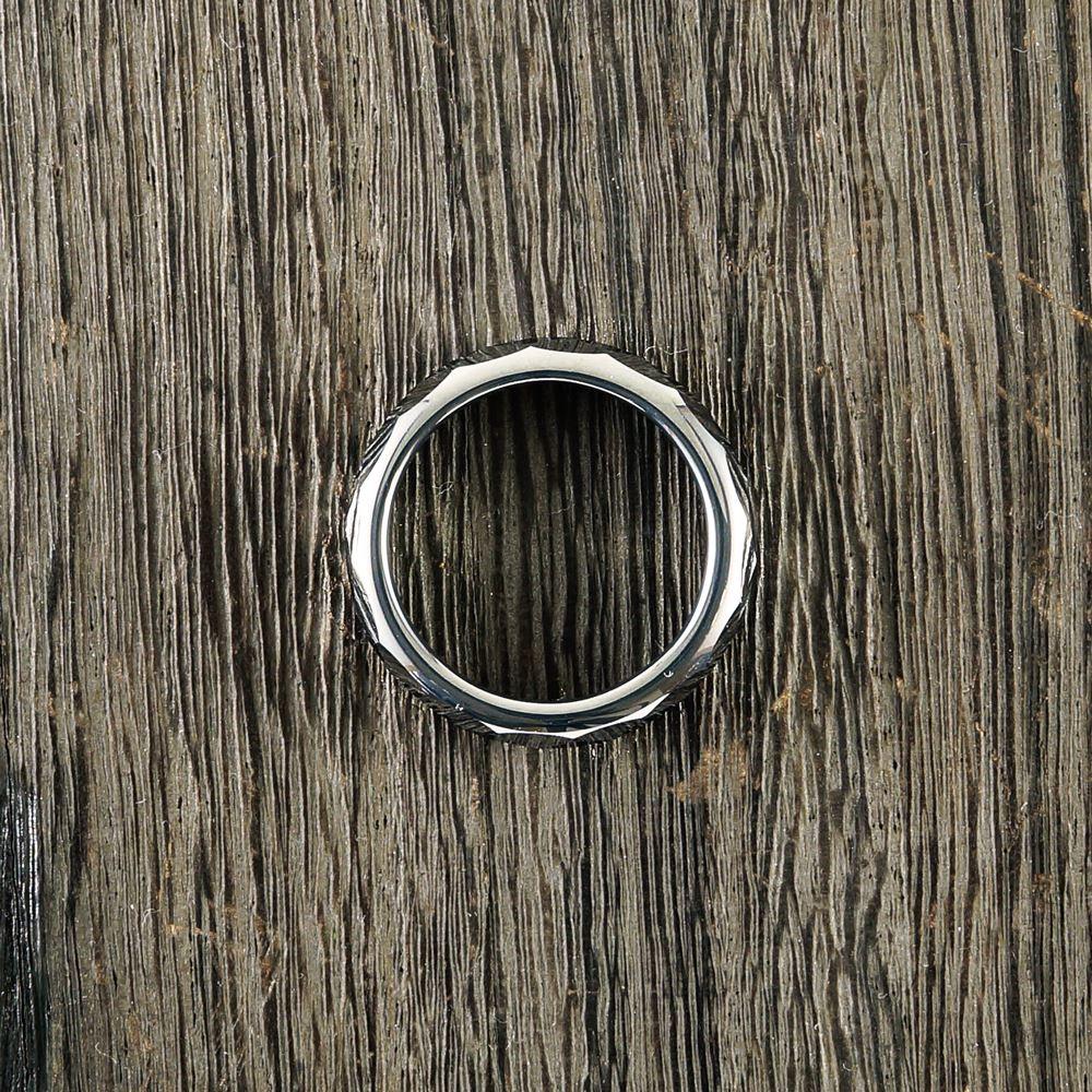 ドイツ産 テラヘルツ鉱石 【リング】 人工鉱石 テラヘルツ波 美容 健康 指輪 シルバー メタリック