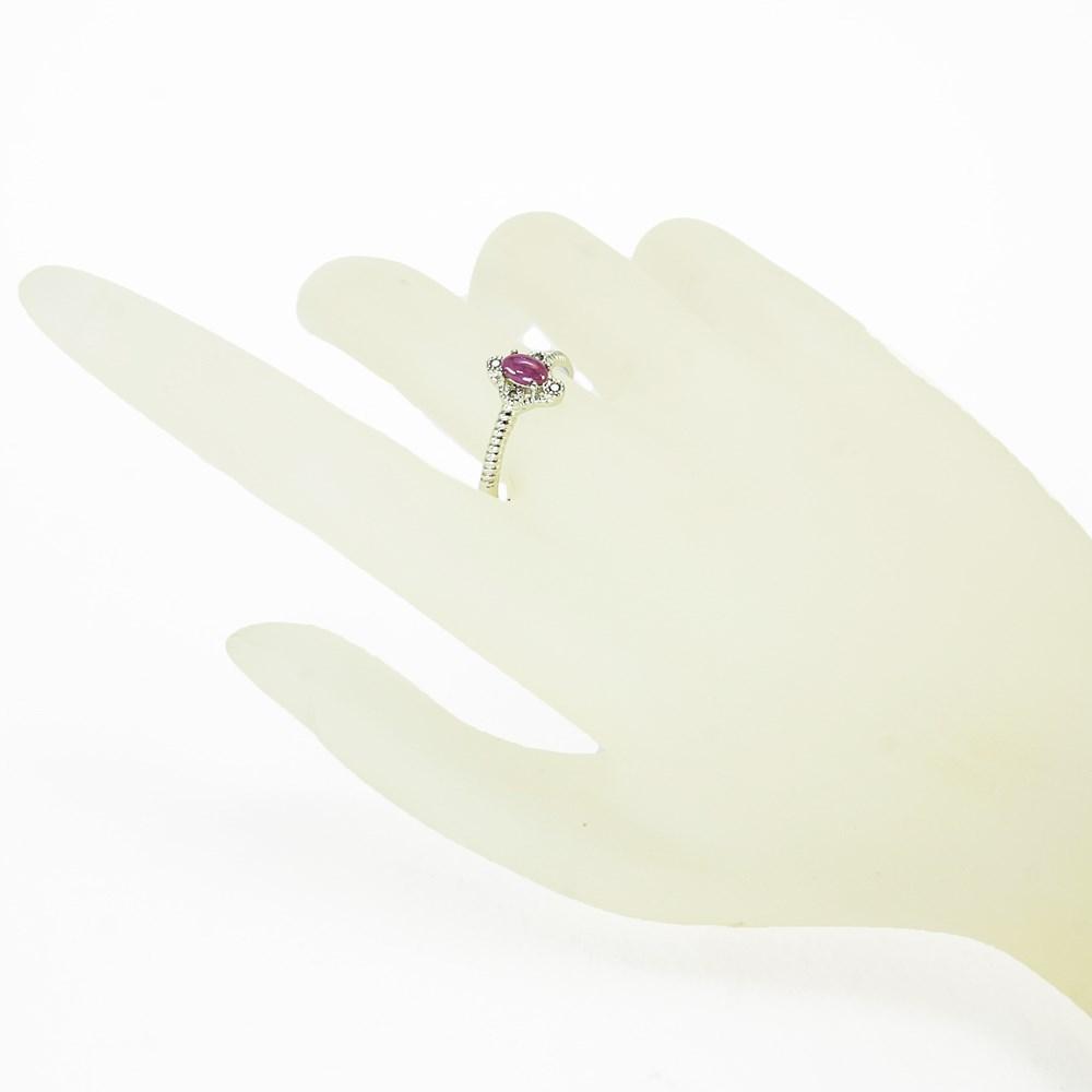 ブラジル産 ピンクトルマリン 約0.5ct リング 指輪 SV925 フリーサイズ サイズフリー レディース シンプル おしゃれ 女性 誕生日 プレゼント