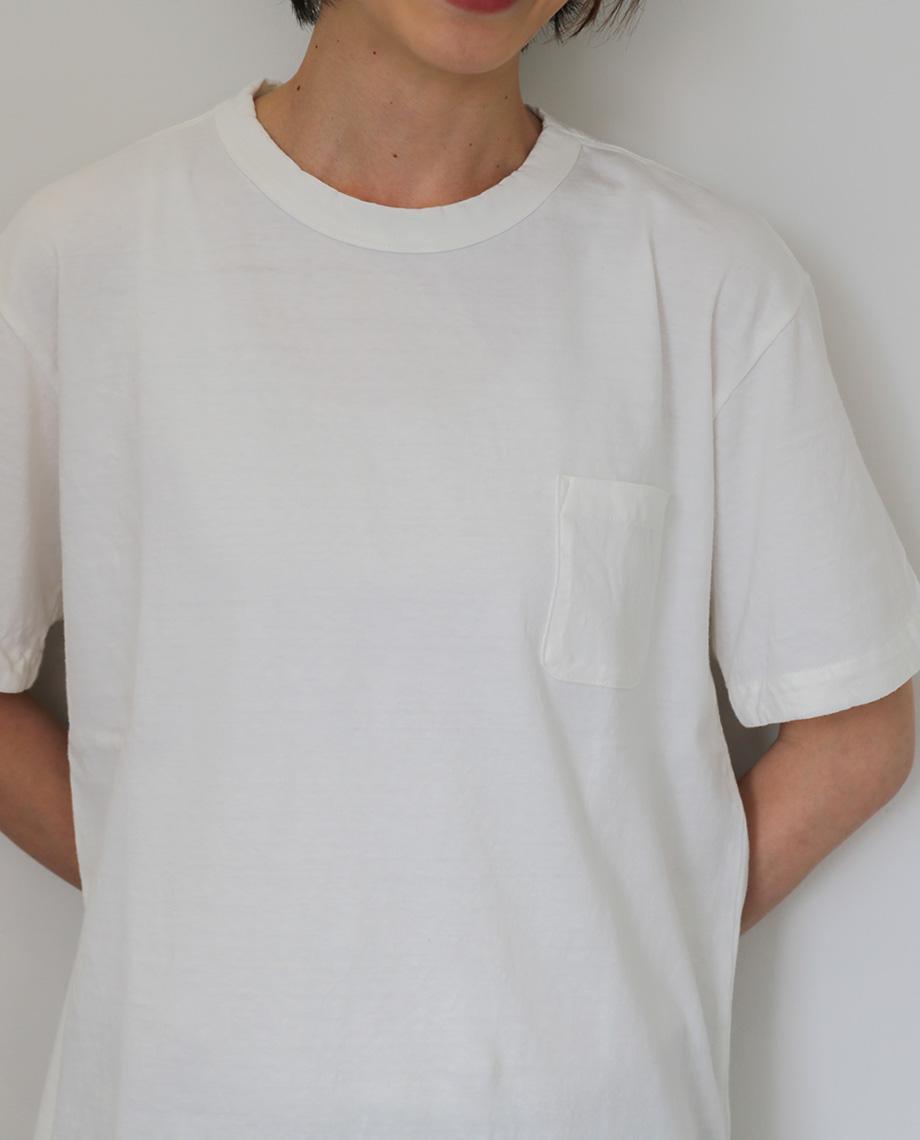 リラックスラフィTee キナリ 半袖