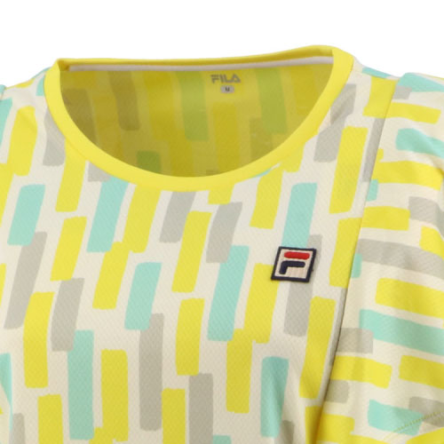 【フィラ】FILA VL2280(レディス)ゲームシャツ 2021春夏ウェア