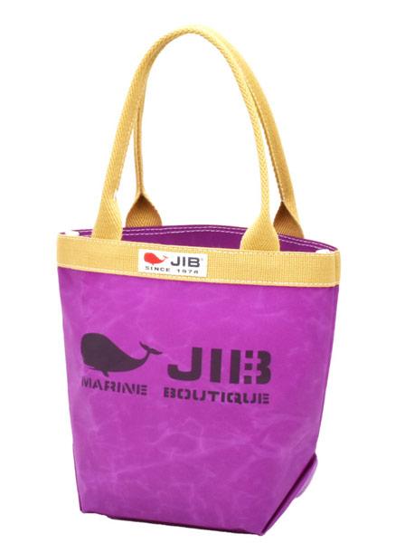 【JIB】SPARKLING PLUM Series 2020(スパークリングプラム)BKSS28  限定品・限定カラー トートバッグ JIBバッグ