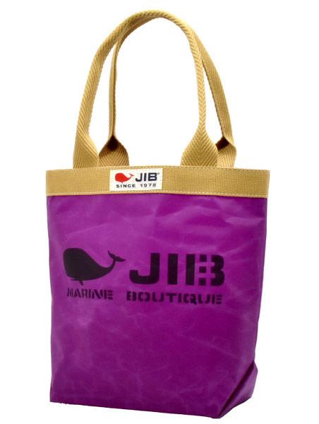【JIB】SPARKLING PLUM Series 2020(スパークリングプラム)BKS33  限定品・限定カラー トートバッグ JIBバッグ