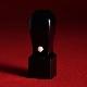 角印 黒水牛 芯持ち 18.0ミリ
