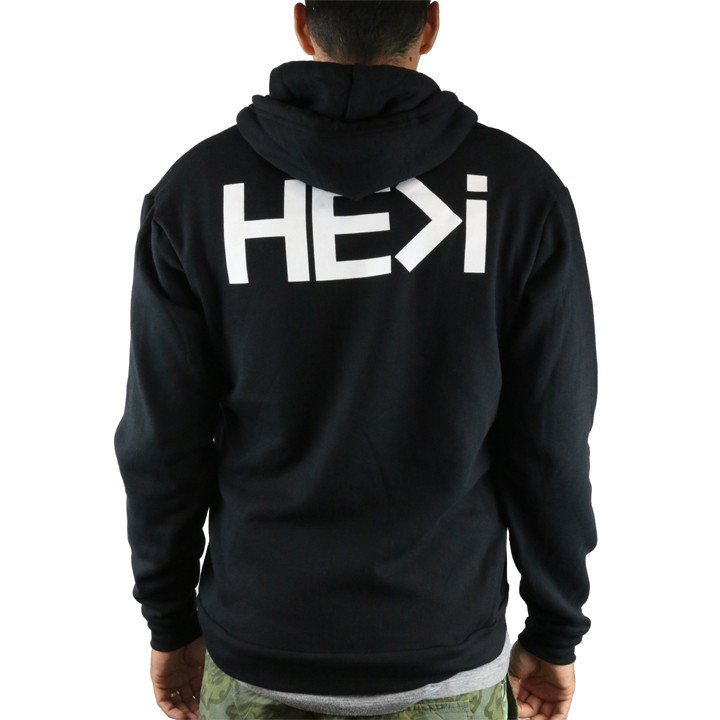 He I Logo Hoodie In Black Tシャツ Æントメーカーズ Free shipping with online orders over $40. he i logo hoodie in black テントメーカーズ