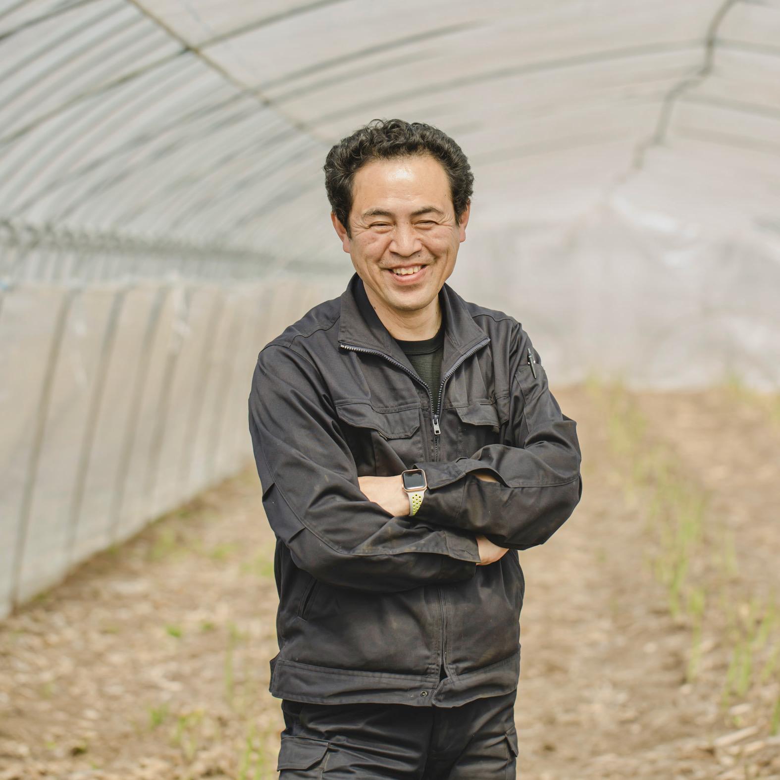 【小坂農園(むかわ町)】グリーンアスパラ(2L・3Lサイズ混合)《送料無料》