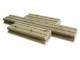 簡単に設置できる木製タイル MUKUタイル ストレートタイプ 1�