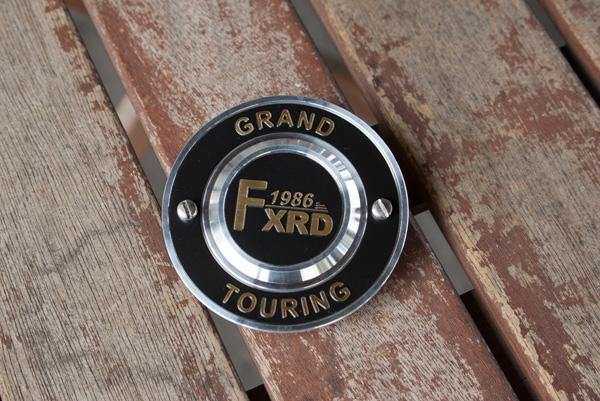 FXRD Grand Touring ポイントカバー