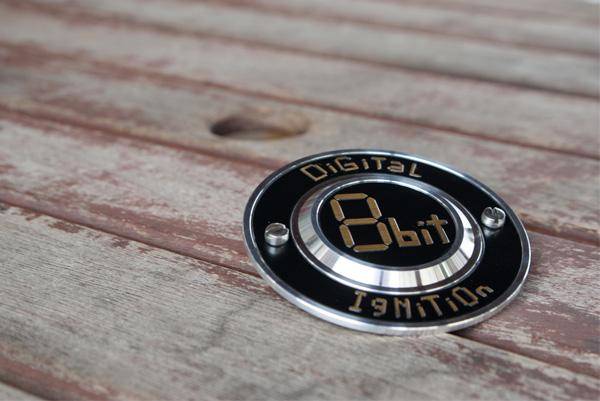 8bit Digital Ignition ポイントカバー