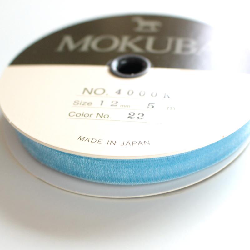【9幅/42色】MOKUBA 4000ダブルフェイスベッチン