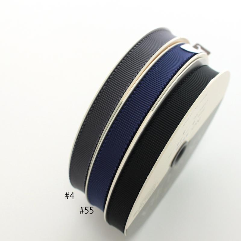 【8幅/66色】MOKUBA 8900 グログラン/15m巻き