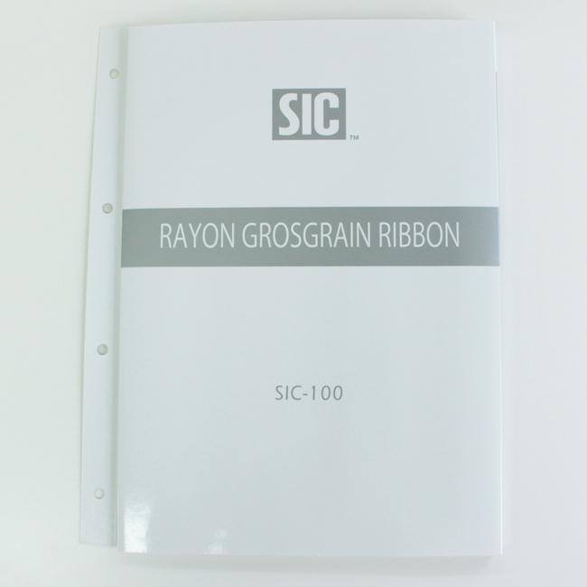 sic100 レーヨンペタシャム サンプル帳<BR>SHINDO社製 11幅147色!